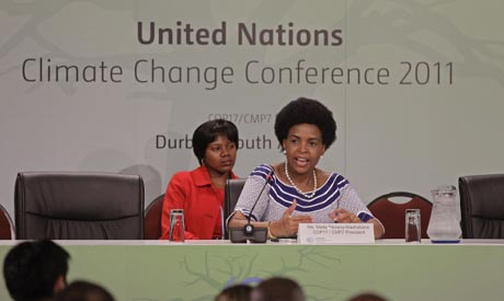 South Africa Climate Conference