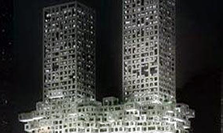 Seoul new skyscrapers