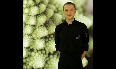 Chef Thierry Papillier, Executive Chef