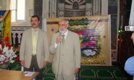 Muslim Brotherhood's Mahmoud Ezzat (Photo: Internet)