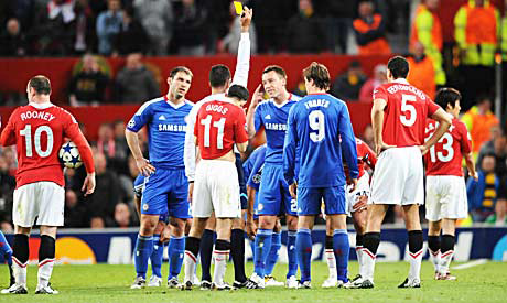 Man United and Chelsea