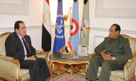 El Ganzoury and Tantawy