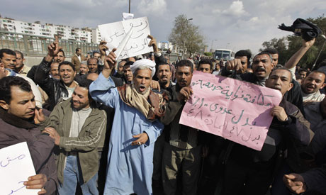 Egypt: A new wave of workers strikes and sit-ins