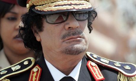 Muammar Gaddafi 10 June 2009. (AP)