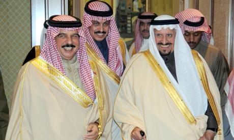 KSA-Bahrain