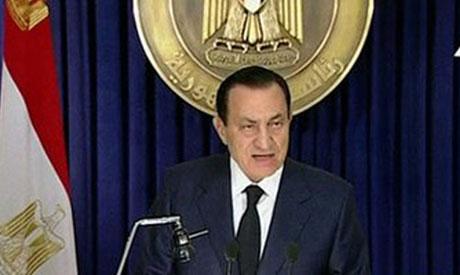 NDP fires Mubarak - then what?