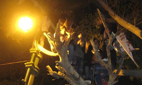 Copts at Maspero