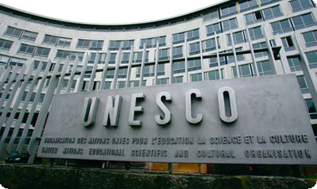 UNESCO head quarter in Paris
