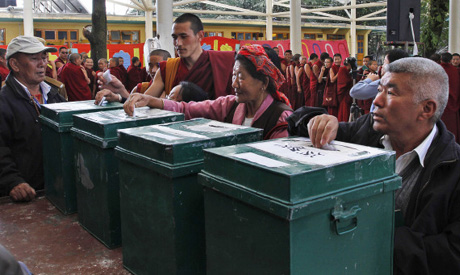 tibet should vote for a new leader