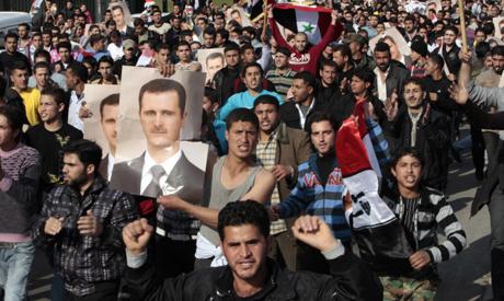 Pr-Assad Demo