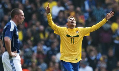 wonderkid Neymar