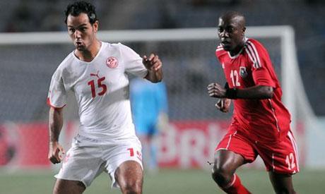 Tunisia Olympic team