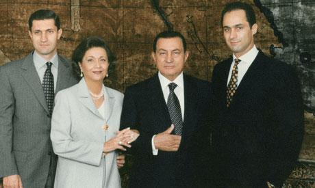 The Mubaraks