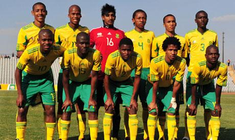 South Africa U-20 national team