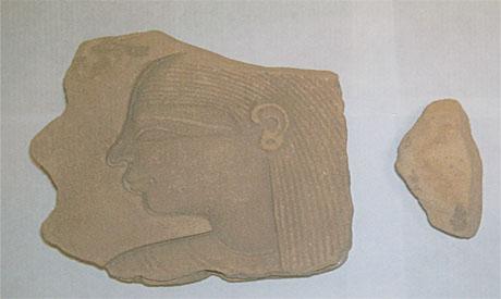 the limestone relief