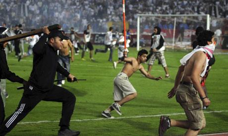 Zamalek vs. Club Africain