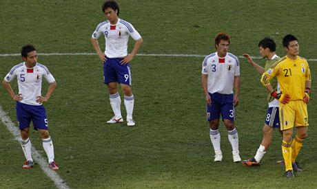 Japan Socer team