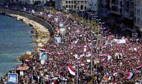 Alexandria protests