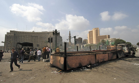 Tahrir on Saturday