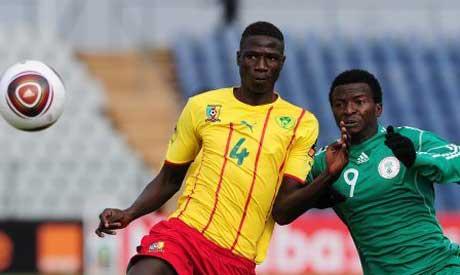 Nigeria V Cameroon