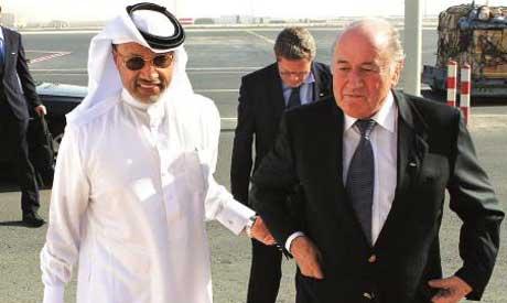 Blatter and Bin Hammam