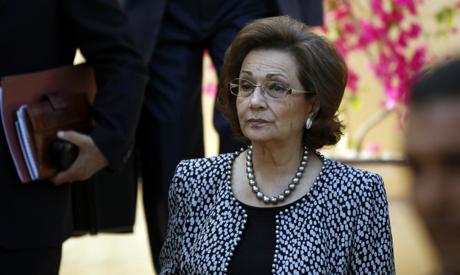 Suzan Mubarak