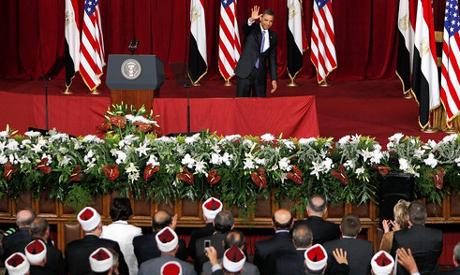 Image result for obama cairo university speech