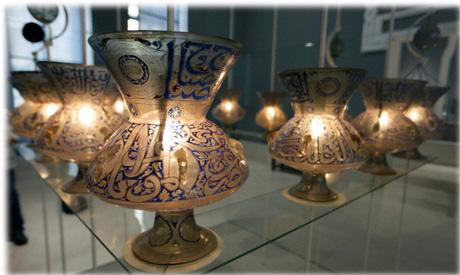 Islamic lamps
