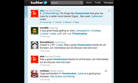 #TweetNadwa