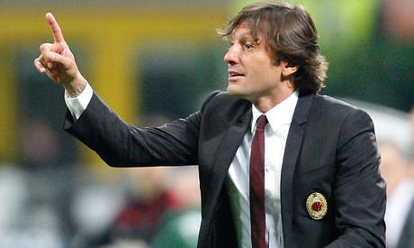 Inter coach Leonardo