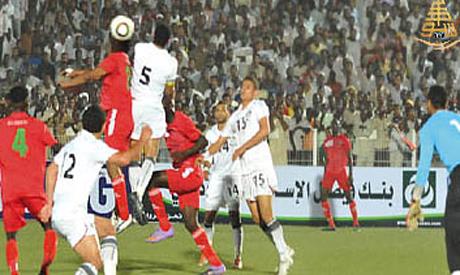 Egypt V Sudan
