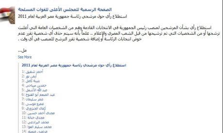 SCAF poll