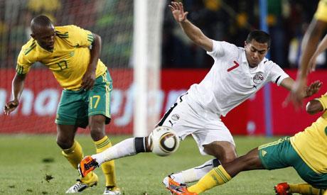 Egypt V South Africa