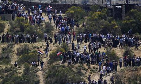 Syrian-Israeli border