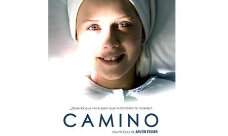 Camino (Path) promotional poster, Spanish film