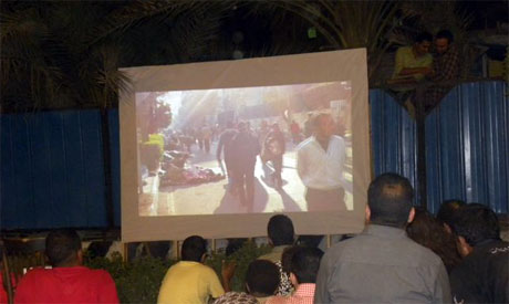 Tahrir Square Cinema