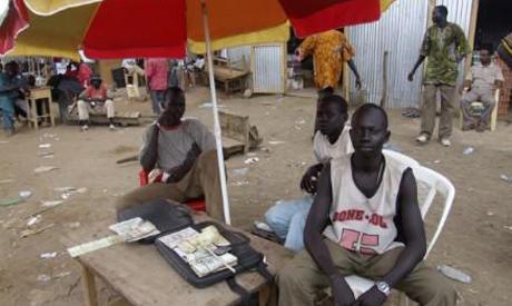 Sudan market