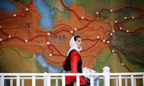 China-Iran exhibition