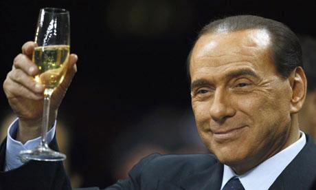 Italian Prime Minister Silvio Berlusconi (Reuters photo)