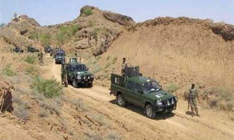 Pakistan's Baluch Liberation Army (REUTERS photo)