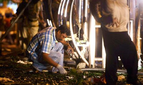 Mumbai attack (AP photo)