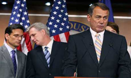 US Republicans (AFP photo)