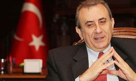 Turkey's ambassador to Vienna Kadri Ecvet Tezcan (Reuters photo)