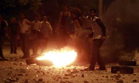 Abbassiya clashes