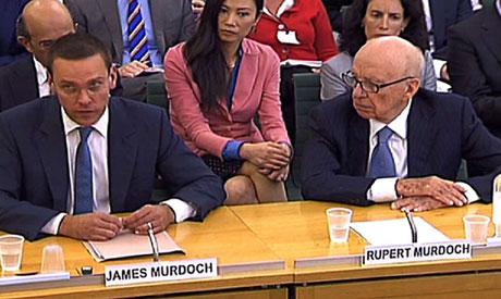 James Murdoch