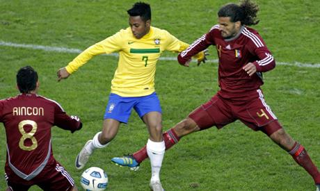 Brazil V Venezuela