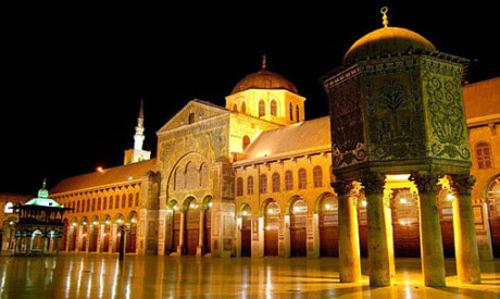 The holy month of Ramadan in Syria