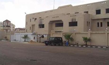 Arish Police Station, photo from Al-Ahram