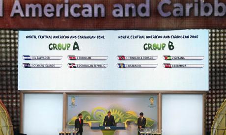 US drawn with Jamaica