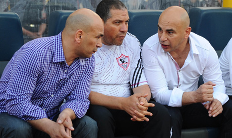 Hossam Hassan and Ibrahim Hassan